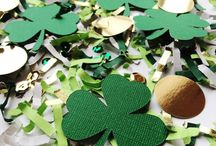 Holiday : St. Patrick's Day Ideas / Pretty and Inspiring Ideas for St. Patrick's Day Celebrations - recipes, desserts, crafts, decorations