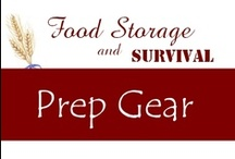 Prep Gear / Preparedness gear I love or want to try