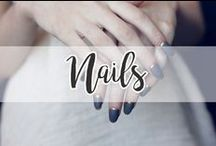 Nails / Nails take any old outfit and make it new!