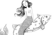illustration / by Lauraine Meyer