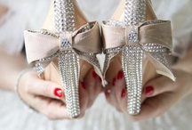 Bling Wedding Footwear  / Shoes you simply can't stop talking about!  Sparkling footwear and party shoes for special occasions, / by Blissful Gatherings - Wedding Favors - Wedding Accessories