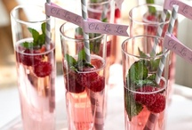 Party Beverages ... non-alcoholic / Refreshing non-alcoholic beverages for receptions, showers, parties, weddings, birthday celebrations, anniversaries.... / by Blissful Gatherings - Wedding Favors - Wedding Accessories