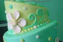 Cakes & Cupcakes for Special Occasions / Cakes, cupcakes and cookies for any, every and all occasions - special parties, special events and occasions, receptions, showers, birthday, anniversary, etc!