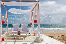 Wedding + Honeymoon Locations + Vacations / Great locations and ideas for weddings, honeymoons and vacations. Plus, some great deals too.