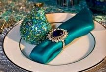 Peacock Wedding Ideas / Peacock wedding decorations, peacock wedding ideas, peacock party ideas and accessories filled with color and innovation!    #peacockweddingideas #uniquepeacockweddingideas