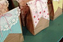 Packaging Ideas / Great packaging ideas for favors and presents. Any and all parties and events included.
