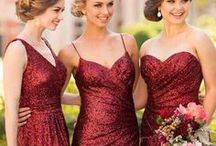 Bridesmaids Dresses & Things... / Lovely bridesmaids dresses, bridesmaids accessories and all things related to the women in the bridal party,