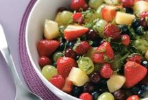 A Little Something on the Side: Fruit and fruit salads / by Christy Burch