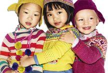 Kid's Knitwear