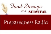 Preparedness Radio! / Downloadable radio shows on all aspects of preparedness, survival, gardening, and just being a mom.