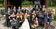 Wedding Photo Pose Ideas / Super fun and unique wedding photography ideas for wedding poses and wedding party photos. Wedding Photography Poses   Wedding Photo Styles   Wedding Photography Inspiration