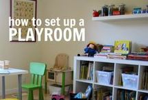 playroom ideas / by Natasha Novikova