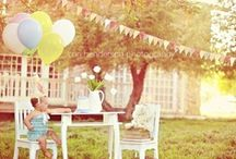 birthday party ideas / by Natasha Novikova