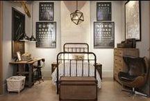 His Room / by Elizabeth
