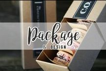 Package & Design / Design is so simple, that's why it's so complicated.