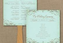 Wedding Programs - Special Occasion Programs / If you're looking for printed wedding programs, printed anniversary programs, printed party programs of printed programs for almost any occasion you must visit... #printedweddingprograms #weddingprograms