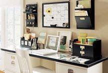 Organised workstation