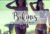 "Style // Bikinis & Beachwear / If it requires a bikini, my answer is ""yes""!"