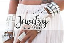 Style // Jewelry & Watches / Life is too short to wear boring jewelry!