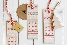 Holiday Printables / Lots of great printables for holidays. Gift tags, wrapping paper, posters and more.