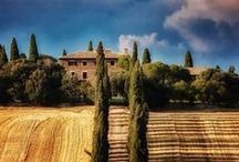 """wander ::: tuscany / """"Italy is a dream that keeps returning for the rest of your life."""" Anna Akhmatova"""