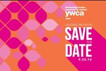 LeaderLuncheon / Over 1,000 individuals attend an annual luncheon to honor women in the community who have made a difference and to hear a nationally recognized keynote speaker.