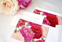 s t a t i o n a r y / Wedding stationary