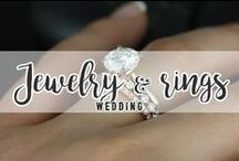 WEDDING // Jewelry & Rings
