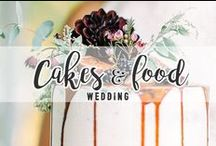 WEDDING // Cakes & Food