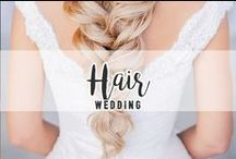 WEDDING // Hair