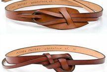 scarfs/ties/belts / by Katy Zimmerman