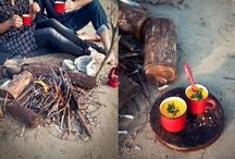 picnics and camping