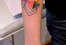 tattoos / by Katy Zimmerman