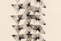 ink/watercolor/prints/drawings / by Katy Zimmerman