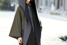 sweaters/jackets / by Katy Zimmerman