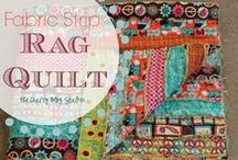 CRAFTS - Quilts w/Tips & Tutorials / Our lives are like quilts - bits and pieces, joy and sorrow, stitched with love.  / by D Stepp | The Shady Porch & Craft-D-ness