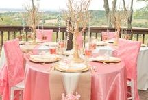 Event Decor & Ideas / Party theme ideas and decor inspiration for weddings, parties, events, and holidays.