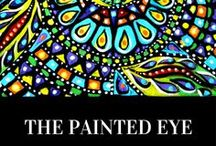 The Painted Eye / Symbolic Art to Uplift and Inspire