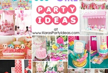 Let's Have a Party! (ideas) / by Cat Garcia