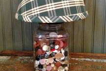 CRAFTS - Mason Jars / by D Stepp | The Shady Porch & Craft-D-ness