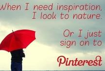 Hooked on Pinterest / by Lea Lambert