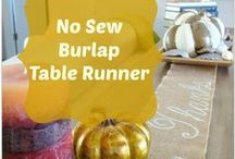 CRAFTS - Sew & No Sew Projects I Like / by D Stepp | The Shady Porch & Craft-D-ness