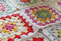 Crochet Love / Please pin from this board with consideration. It takes me a long time to put these together.