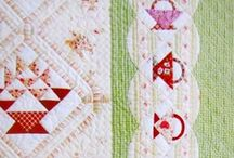 Quilt Love / Please pin from this board with consideration. It takes me a long time to put these together.