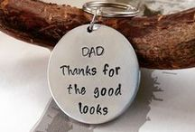 Father's Day Crafts for Kids / Craft ideas for Father's Day from a child's perspectives.   Please note: Creativity for Kids makes every effort to find the original post. If you would like the pin removed, please e-mail us at socialmedia@fabercastell.com.