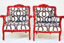 chairs / by Georgiana Sharp Deane
