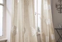 window treatments / by Georgiana Sharp Deane