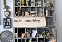 Space to Create / Craft rooms~creative spaces~inspiration / by Creating a Life