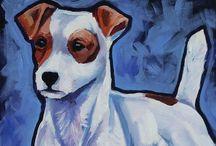 My Jacks / I Love These Dogs! I Love My Pesci ! / by Luann Kubista LaPointe