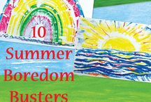Summertime Fun! / Everyone loves summertime...especially kids! Here are some great things to do in the summertime! Please note: Creativity for Kids makes every effort to find the original post. If you would like the pin removed, please e-mail us at socialmedia@fabercastell.com.